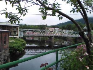 Iron Bridge race start